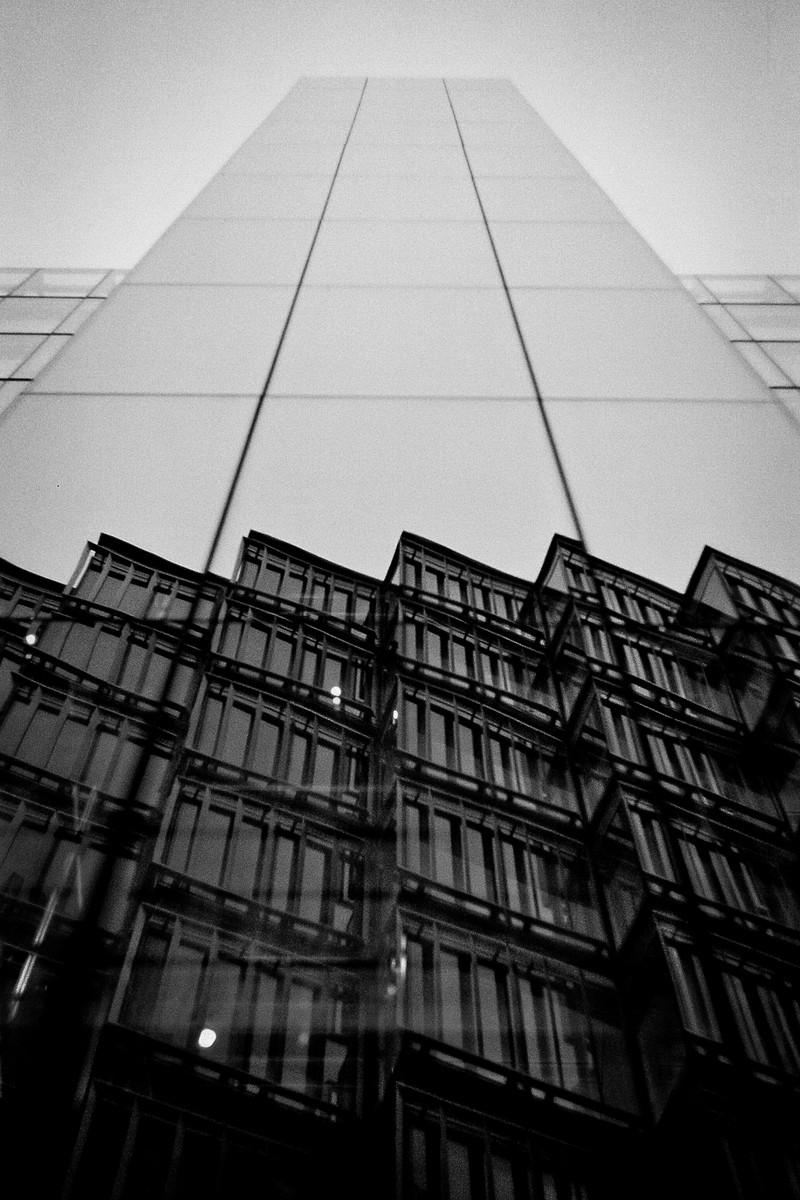Schwarzweiß Foto - analog fotografieren mit dem richtigen Film