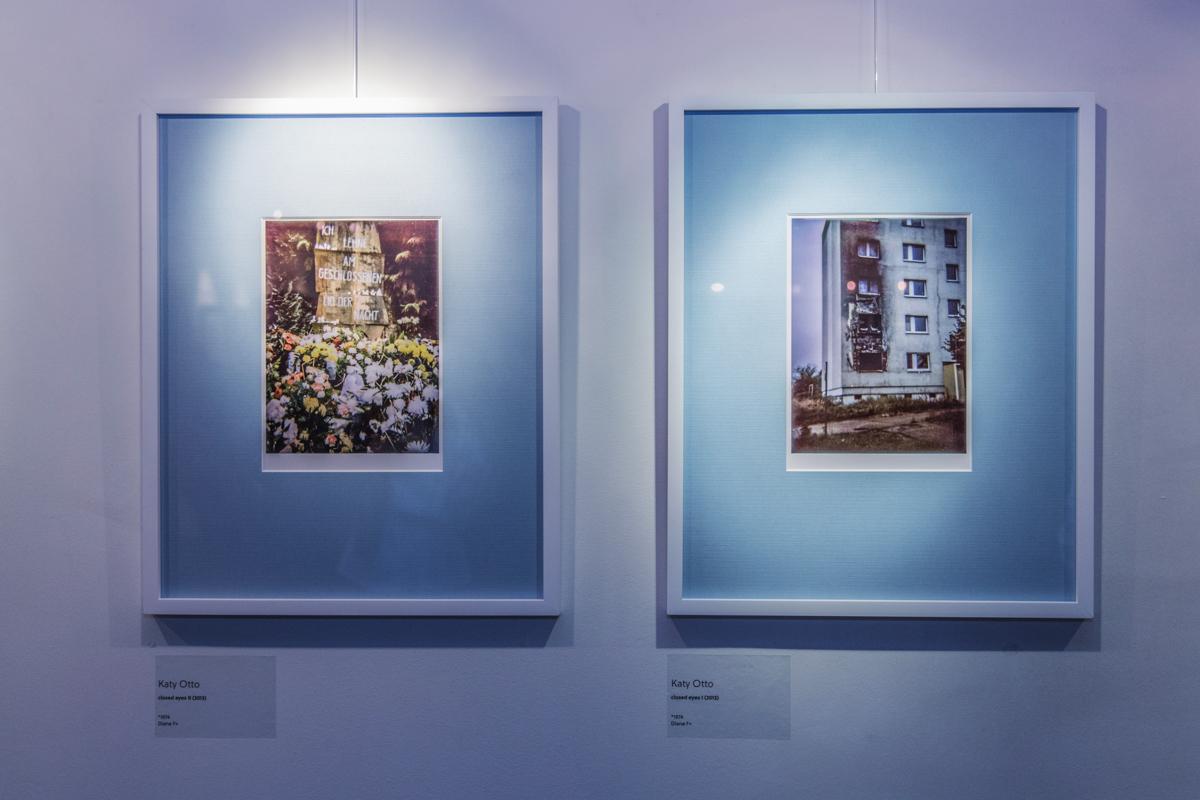 Ausstellung Polaroid-Fotografie ©Katy Otto