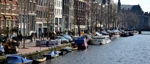 Städtefotografie Amsterdam Grachten ©Imke Haverbusch