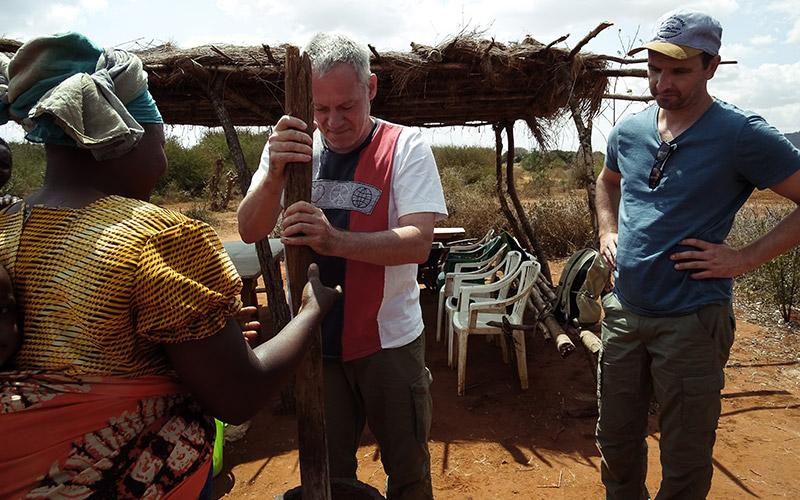 CEWE in Kenia