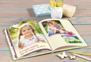 Álbum CEWE con los recuerdos familiares