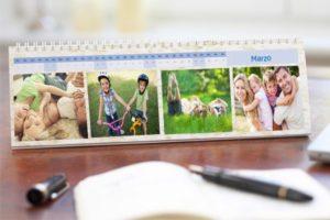 calendario personalizado de escritorio