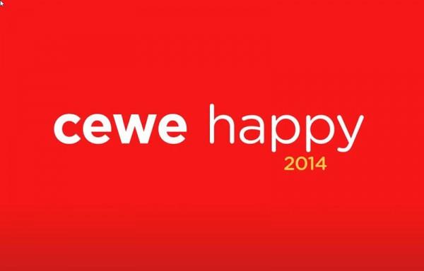 happy CEWE