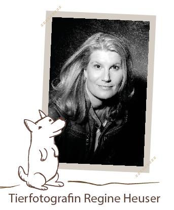 Tierfotografin Regine Heuser
