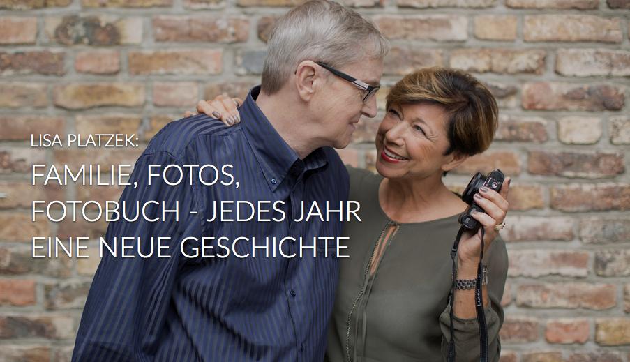 Die Platzeks: Ein Jahr im CEWE FOTOBUCH