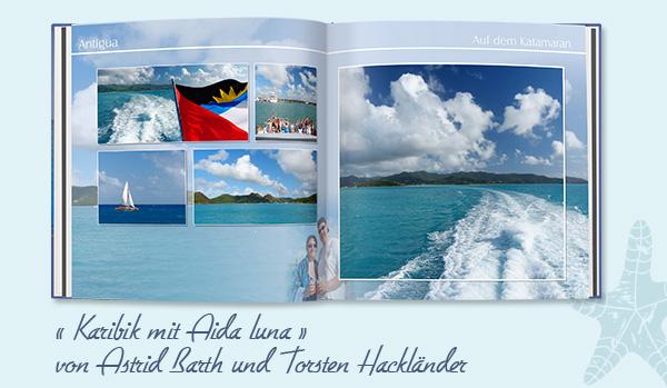 « Karibik mit Aida luna »  von Astrid Barth und Torsten Hackländer