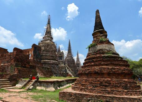 Ayatthaya_Thailand_CEWE_tipps_foto_reise_unesco_mittagsonne