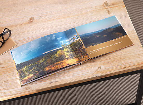 Neu: Fotopapier Premium-Matt für Ihre schönsten Fotos