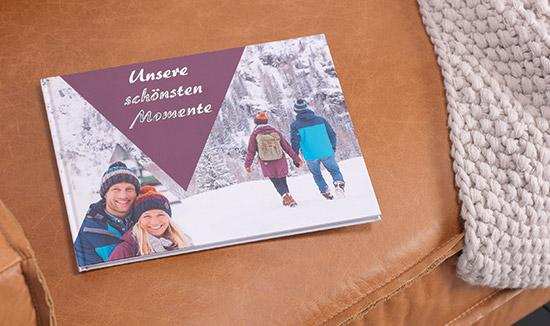 Mit unseren Tipps wird Ihr Fotobuch-Cover noch schöner