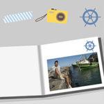 Mit Cliparts kreative Fotobücher erstellen