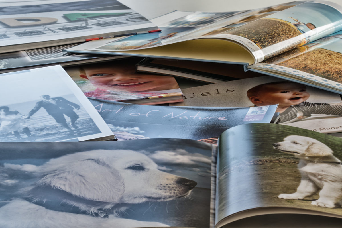 Digitaldruck oder Fotopapier beim CEWE Fotobuch