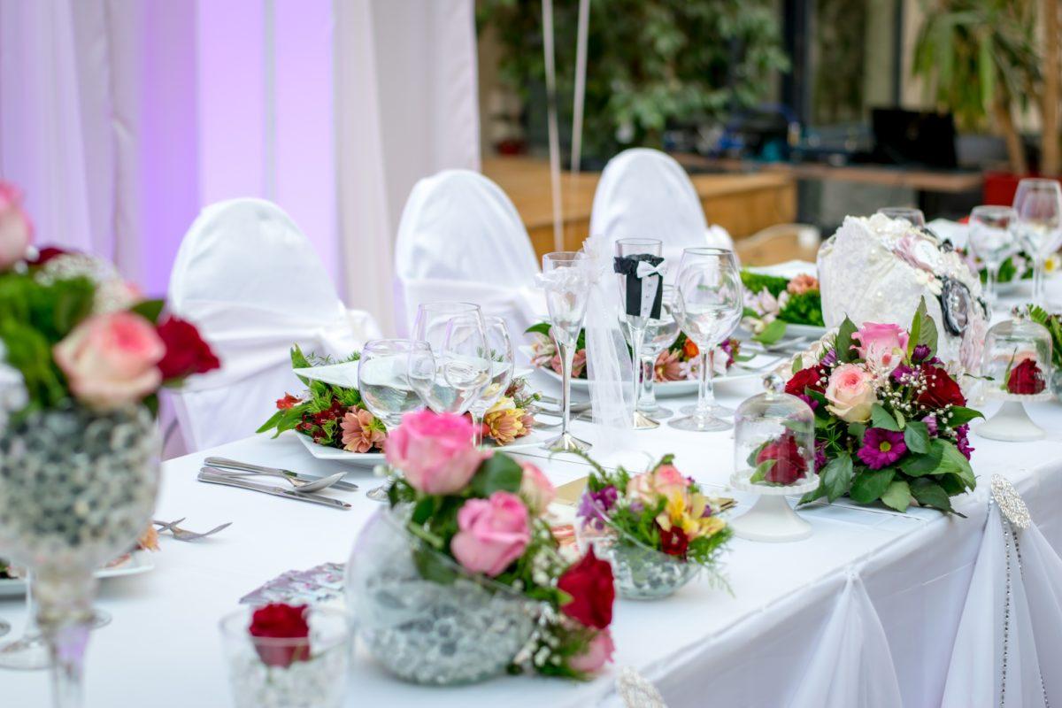 DIY Deko zur Hochzeit