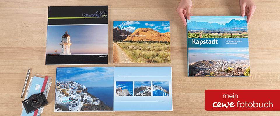 Ein Reisebuch gestalten