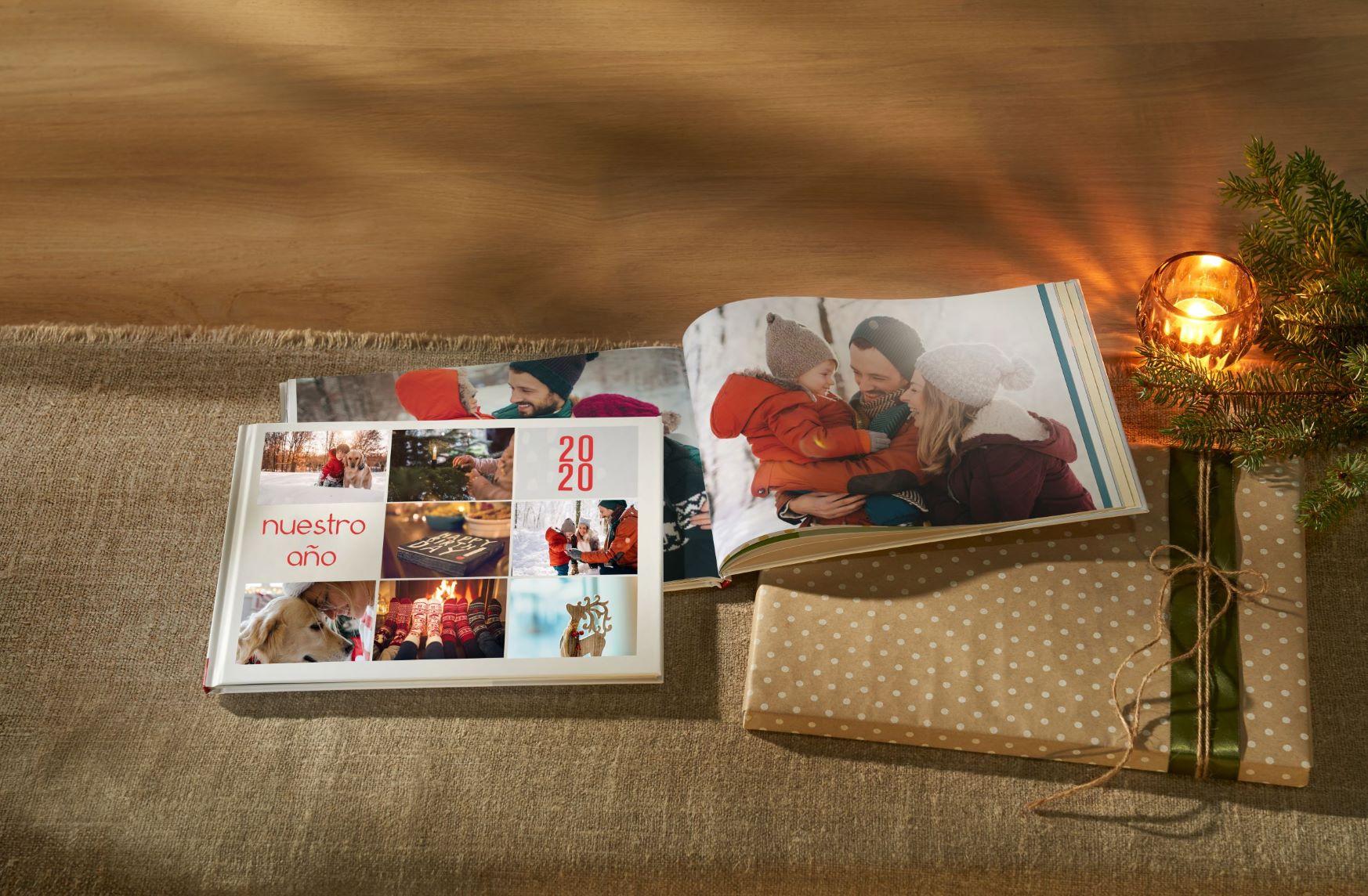 Álbumes navideños de CEWE