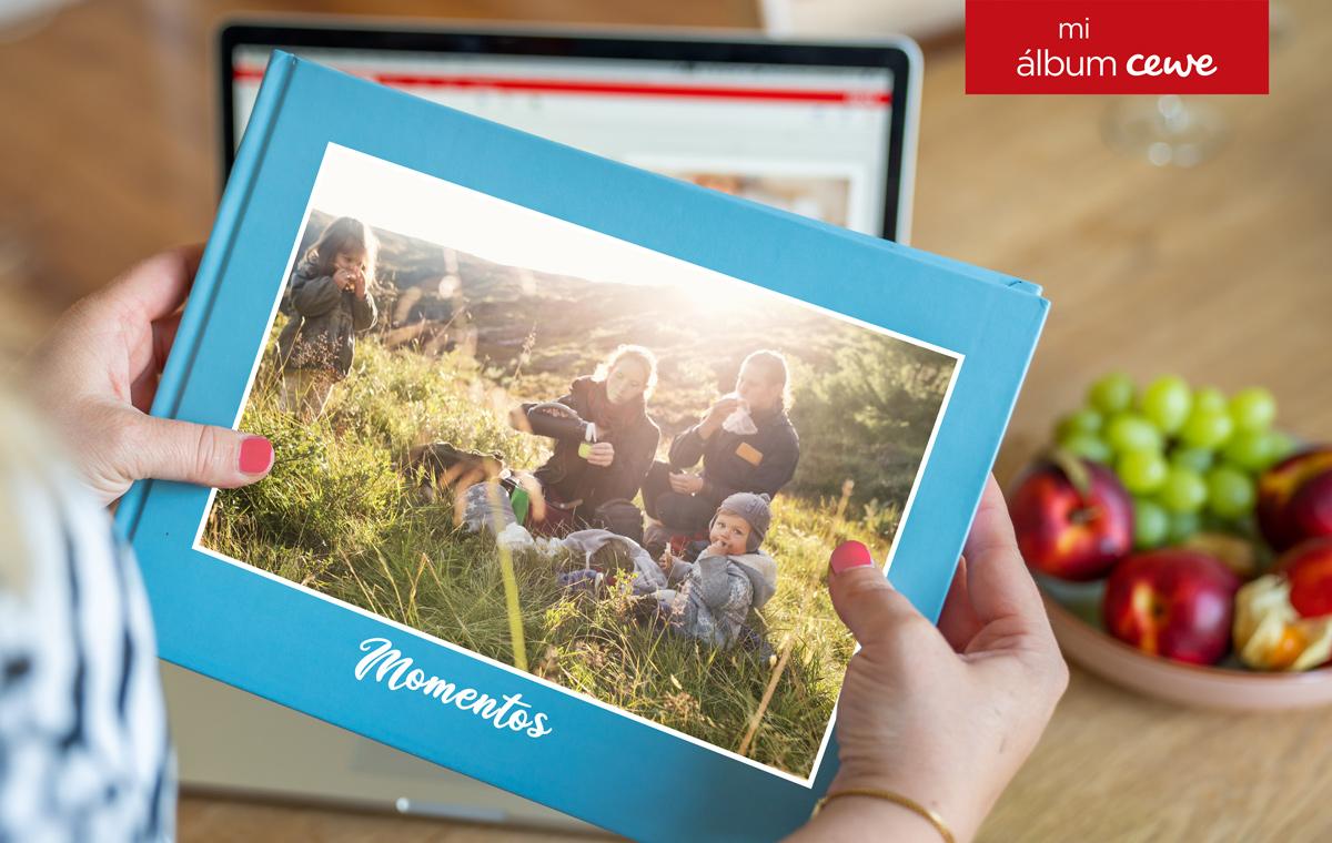 Guarda para siempre tus recuerdos con un álbum digital