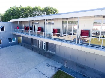 TZG - Balkon Innenhof